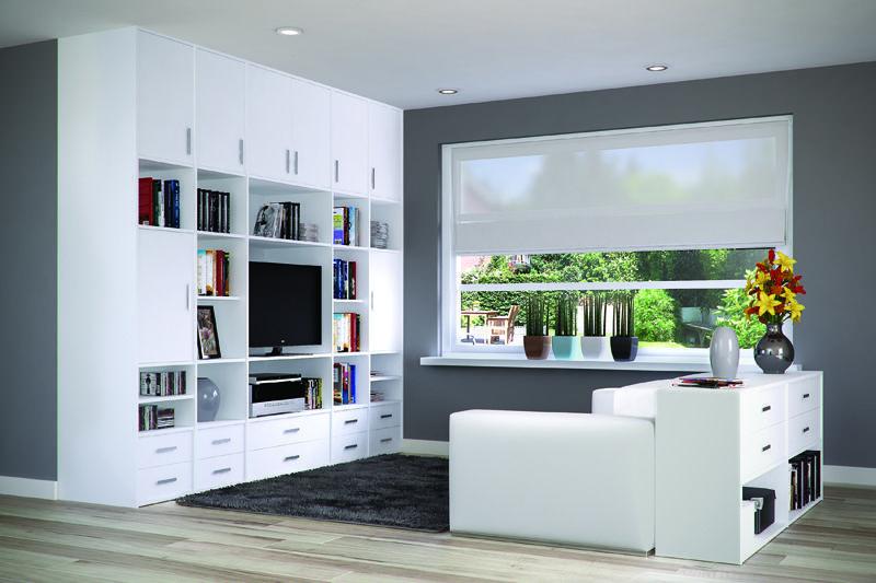 Kasten woonkamer modern for Moderne woonkamer