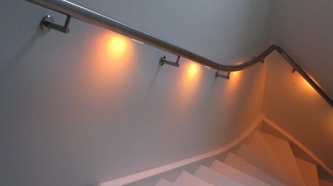 Best Trapleuning Met Led Verlichting Pictures - Huis & Interieur ...